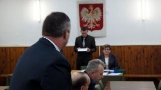 2014.12.01 - I Sesja Rady Gminy Grabowiec w nowej kadencji-11