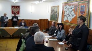 2014.12.01 - I Sesja Rady Gminy Grabowiec w nowej kadencji-13