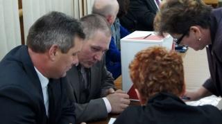 2014.12.01 - I Sesja Rady Gminy Grabowiec w nowej kadencji-15