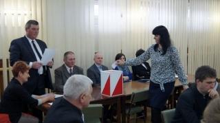 2014.12.01 - I Sesja Rady Gminy Grabowiec w nowej kadencji-16