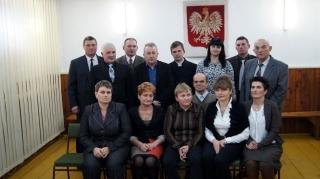 2014.12.01 - I Sesja Rady Gminy Grabowiec w nowej kadencji-18