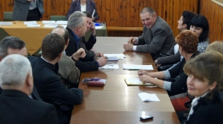 2014.12.01 - I Sesja Rady Gminy Grabowiec w nowej kadencji-1