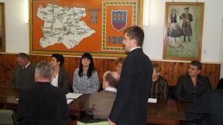 2014.12.01 - I Sesja Rady Gminy Grabowiec w nowej kadencji-5