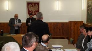 2014.12.01 - I Sesja Rady Gminy Grabowiec w nowej kadencji-8