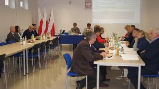 I sesja Rady Gminy Grabowiec-11