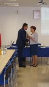I sesja Rady Gminy Grabowiec-17