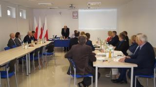 I sesja Rady Gminy Grabowiec-1