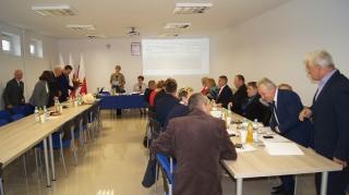 I sesja Rady Gminy Grabowiec-27