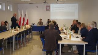 I sesja Rady Gminy Grabowiec-29