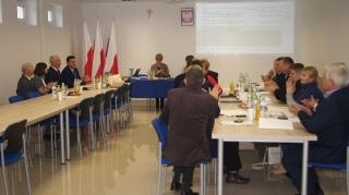 I sesja Rady Gminy Grabowiec-30