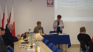 I sesja Rady Gminy Grabowiec-31