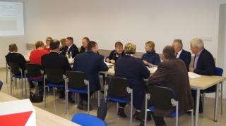 I sesja Rady Gminy Grabowiec-32