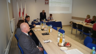 I sesja Rady Gminy Grabowiec-6