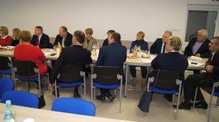 I sesja Rady Gminy Grabowiec-7
