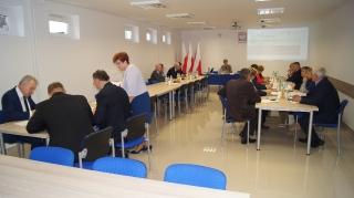 I sesja Rady Gminy Grabowiec-9