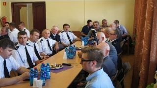 VIII Zjazd Oddziału Gminnego Związku Ochotniczych Straży Pożarnych -3