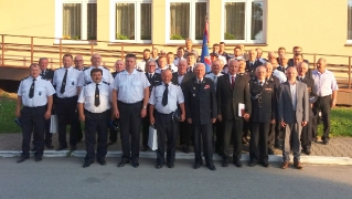 VIII Zjazd Oddziału Gminnego Związku Ochotniczych Straży Pożarnych -6